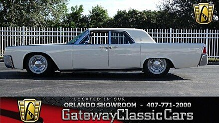 1962 Lincoln Continental for sale 100927767