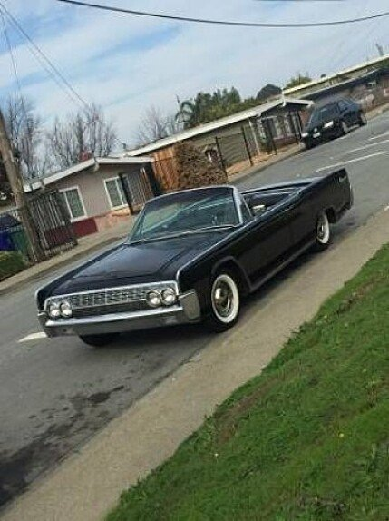1962 Lincoln Continental for sale 100986819