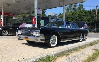 1962 Lincoln Continental Executive for sale 101027982