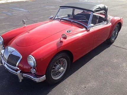 1962 MG MGA for sale 100748247
