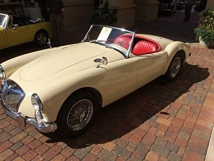 1962 MG MGA for sale 100832488