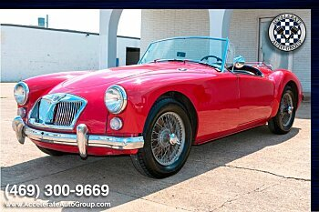 1962 MG MGA for sale 100979877