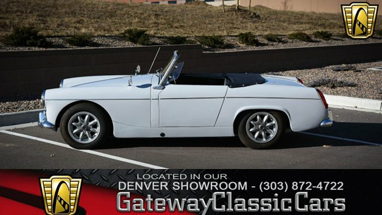 1962 MG Midget for sale 100949729