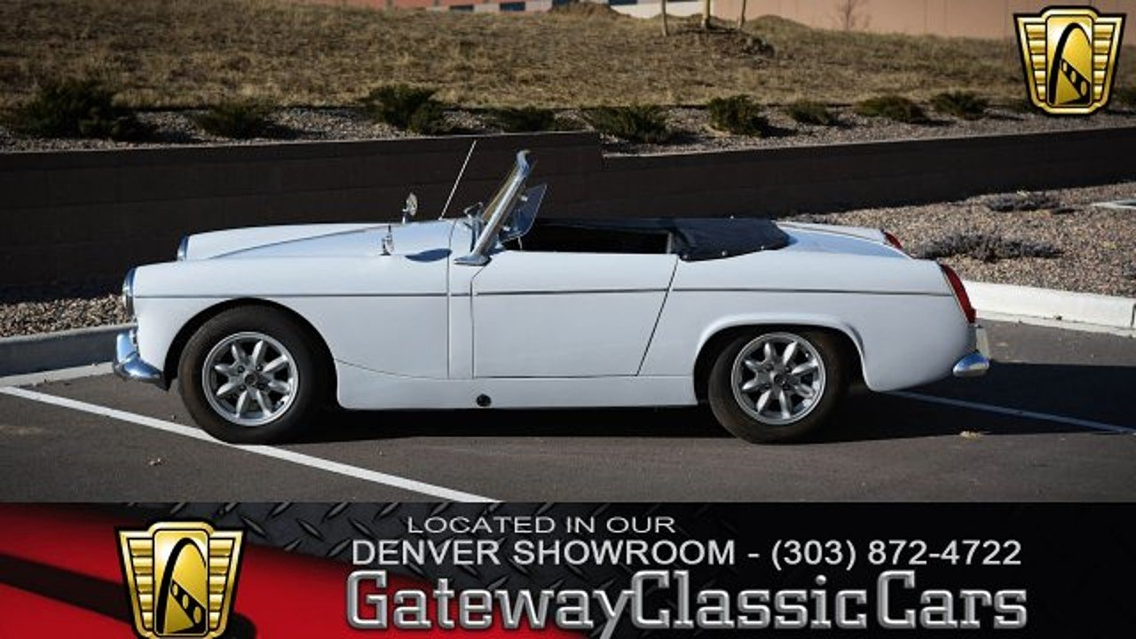 1962 MG Midget for sale 100965133