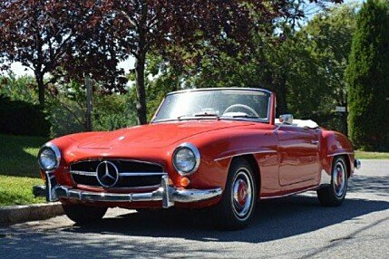 1962 Mercedes-Benz 190SL for sale 100777818