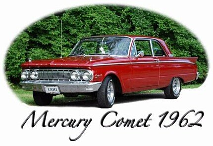 1962 Mercury Comet for sale 100899377