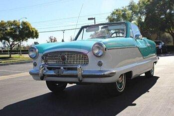 1962 Nash Metropolitan for sale 100769104
