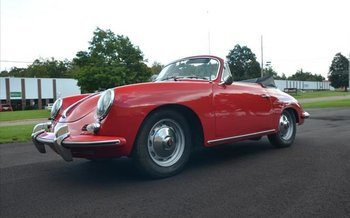 1962 Porsche 356 B Cabriolet for sale 100911316