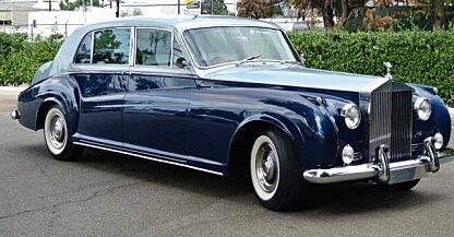 1962 Rolls-Royce Phantom for sale 100895758