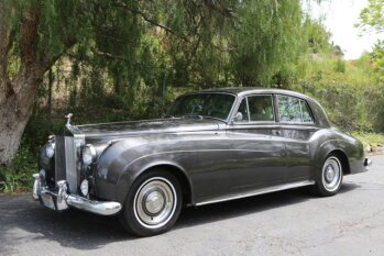 Classic Rolls Royce Silver Clouds For Sale Classics On
