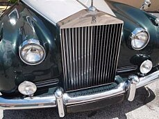 1962 Rolls-Royce Silver Cloud for sale 100892135