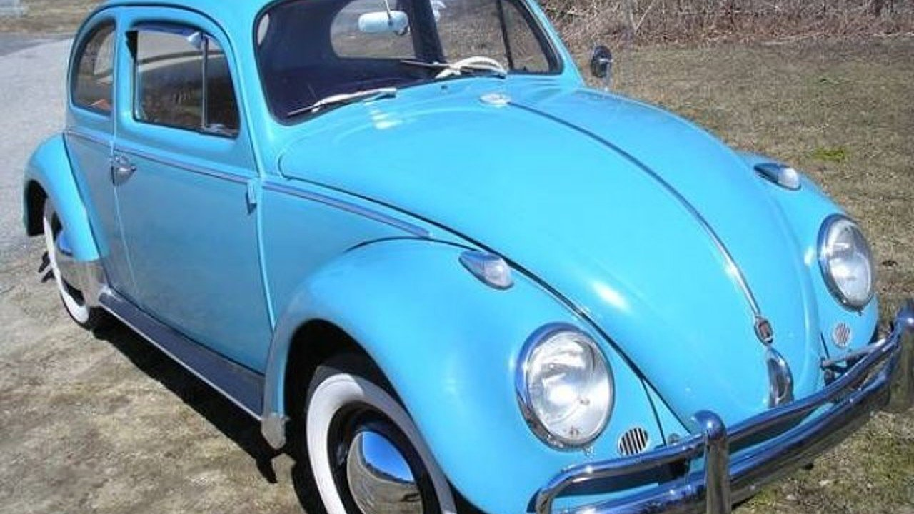 1962 Volkswagen Beetle for sale near Cadillac, Michigan 49601 ...