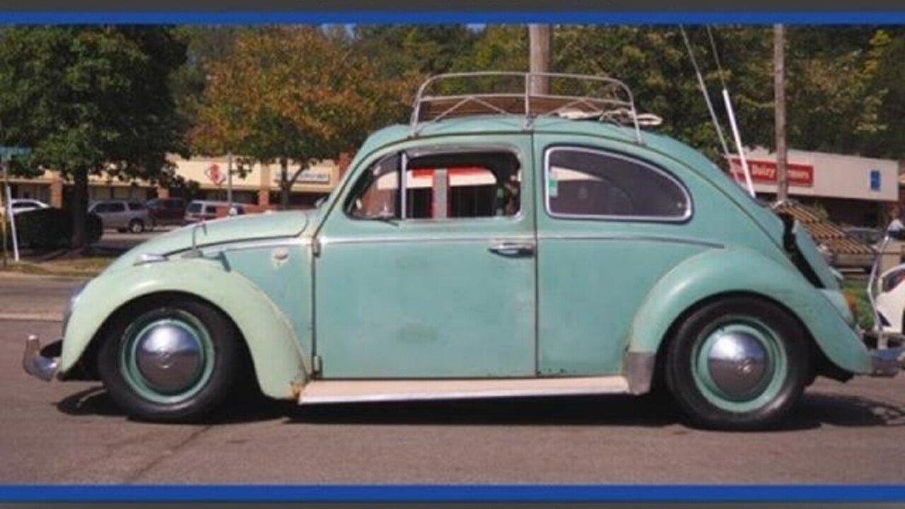 1962 Volkswagen Beetle for sale near Loveland, Ohio 45140 ...