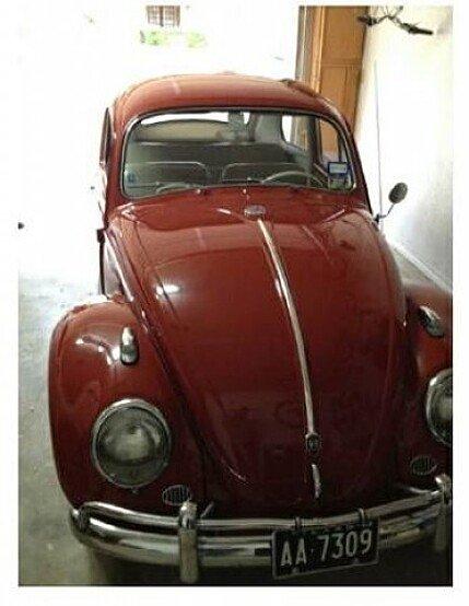 1962 Volkswagen Beetle for sale 100882113