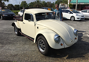1962 Volkswagen Beetle for sale 100927452