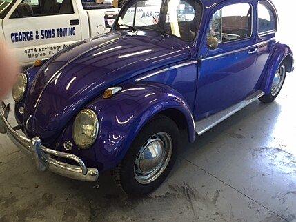 1962 Volkswagen Beetle for sale 100958829