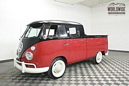 1962 Volkswagen Vans for sale 100750718