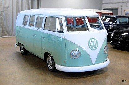 1962 Volkswagen Vans for sale 101007506