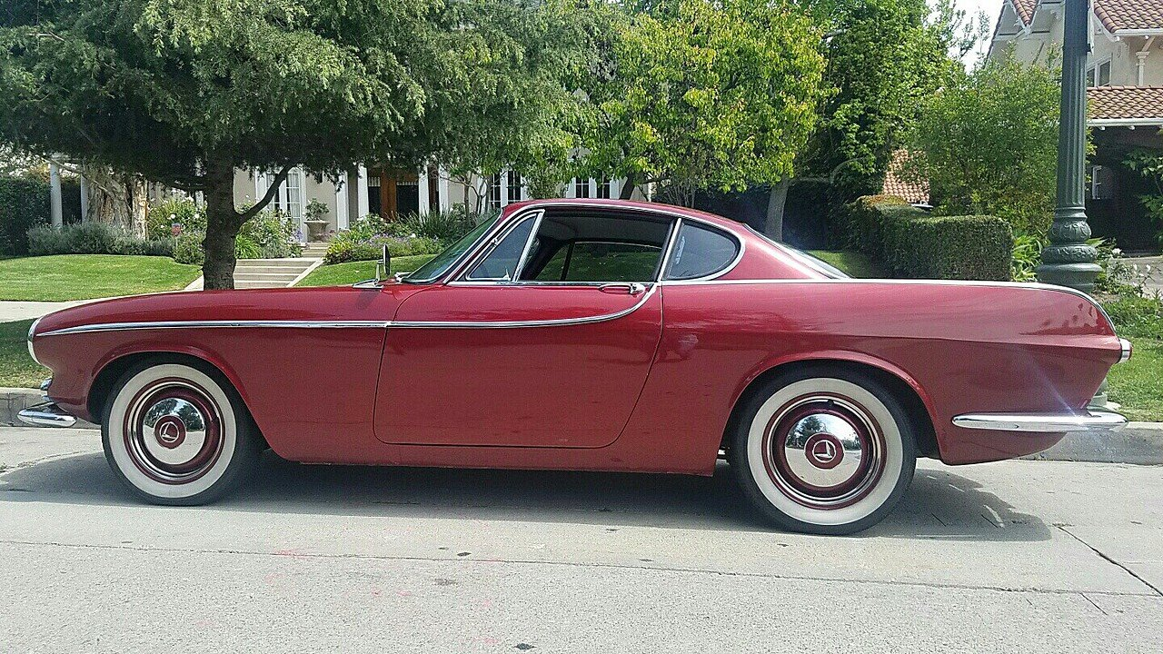1962 volvo p1800 for sale near los angeles california. Black Bedroom Furniture Sets. Home Design Ideas