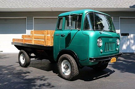 1962 Willys Other Willys Models for sale 100800263