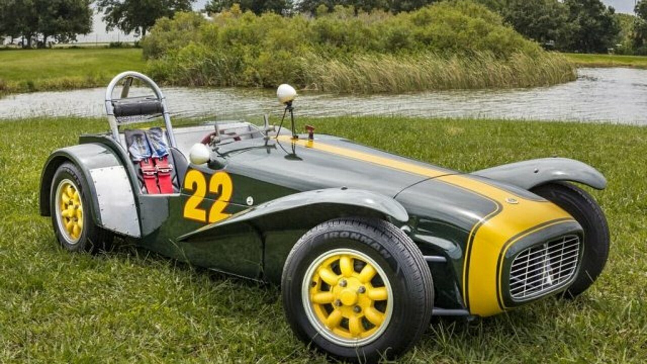 1962 lotus Seven for sale 101014735