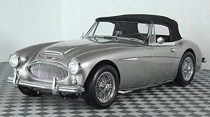 1963 Austin-Healey 3000MKII for sale 100888558