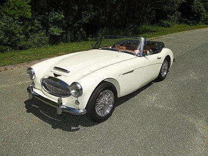 1963 Austin-Healey 3000MKII for sale 101008339