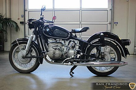 1963 BMW R50/2 for sale 200492990