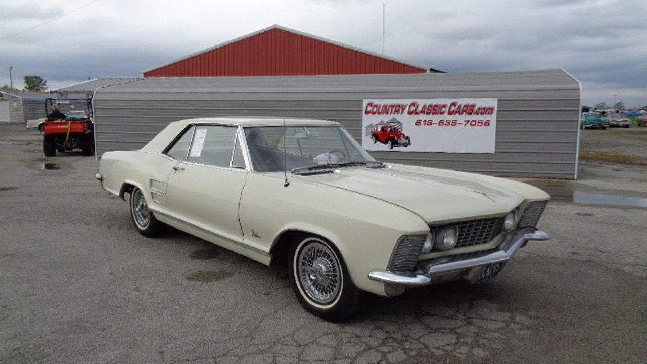 1963 Buick Riviera for sale near Staunton, Illinois 62088 - Classics ...