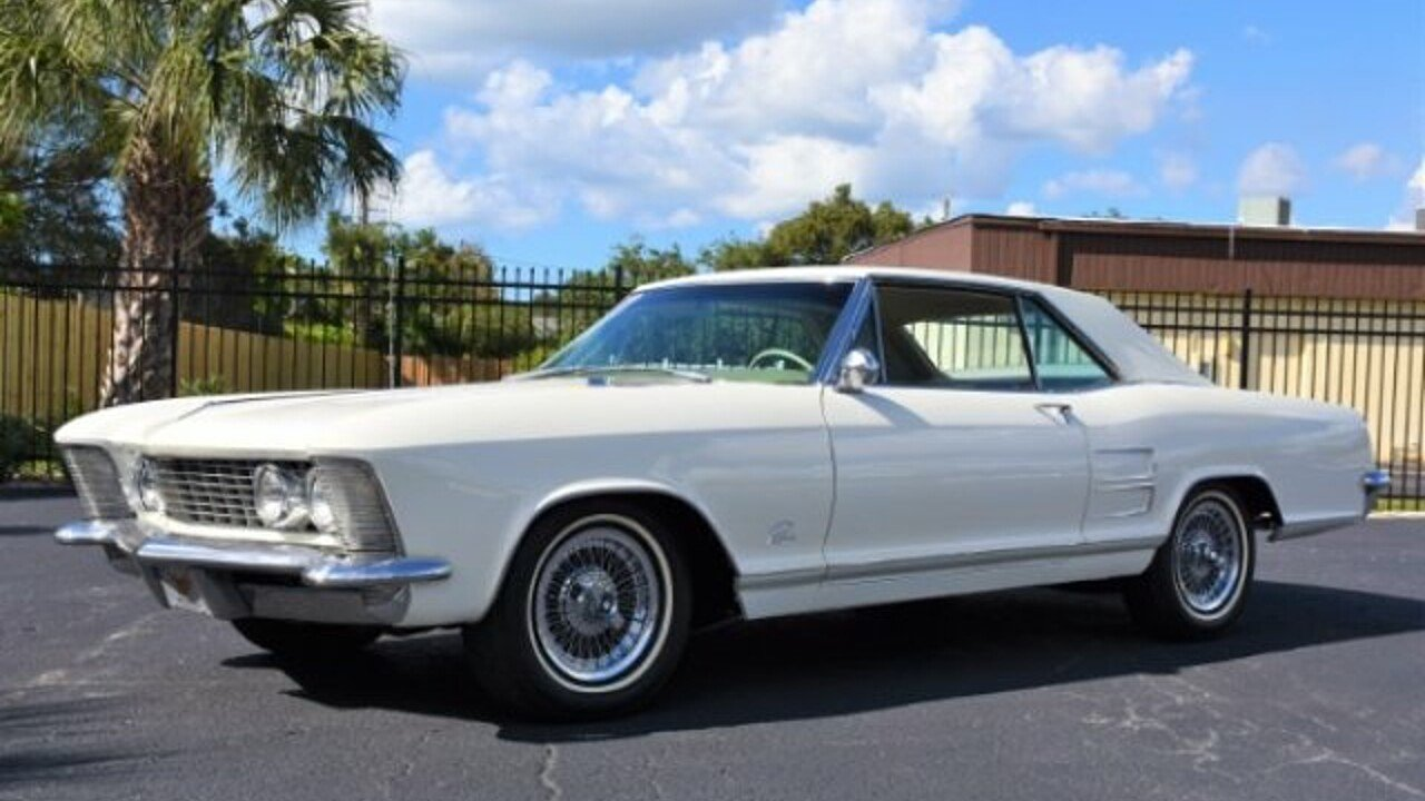 1963 Buick Riviera for sale 100943181