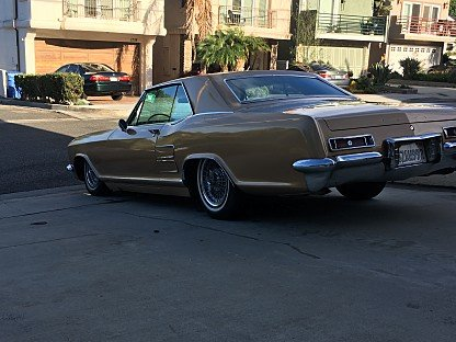1963 Buick Riviera Coupe for sale 100998887