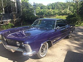 1963 Buick Riviera Coupe for sale 100995673