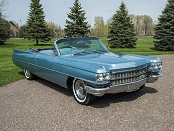 1963 Cadillac De Ville for sale 100864945
