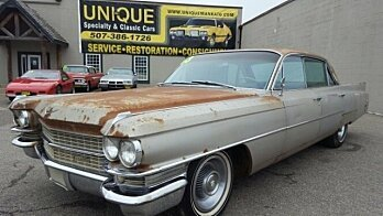 1963 Cadillac De Ville for sale 100878630