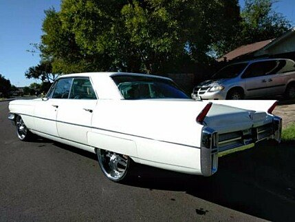 1963 Cadillac De Ville Clics for Sale - Clics on Autotrader