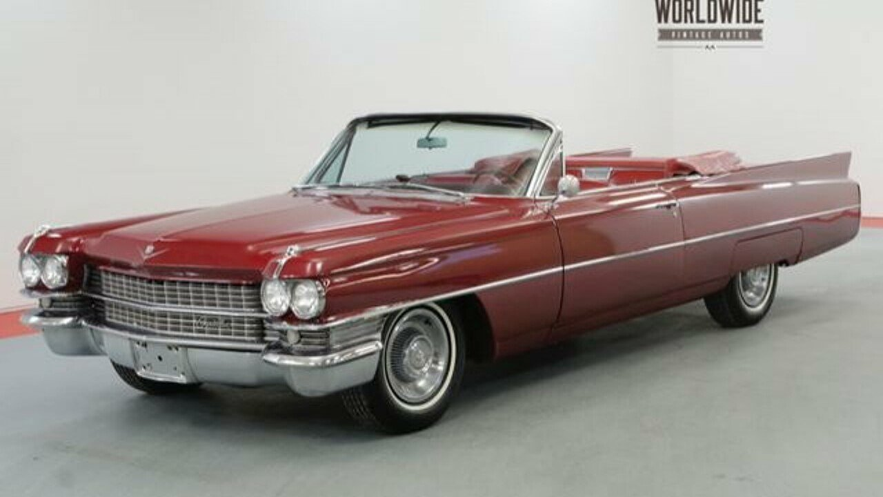 1963 Cadillac Other Cadillac Models for sale near Denver, Colorado ...