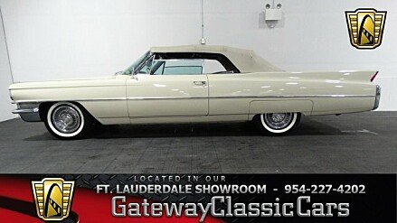 1963 Cadillac Series 62 for sale 100765332