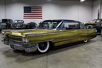 1963 Cadillac Series 62 for sale 100876876