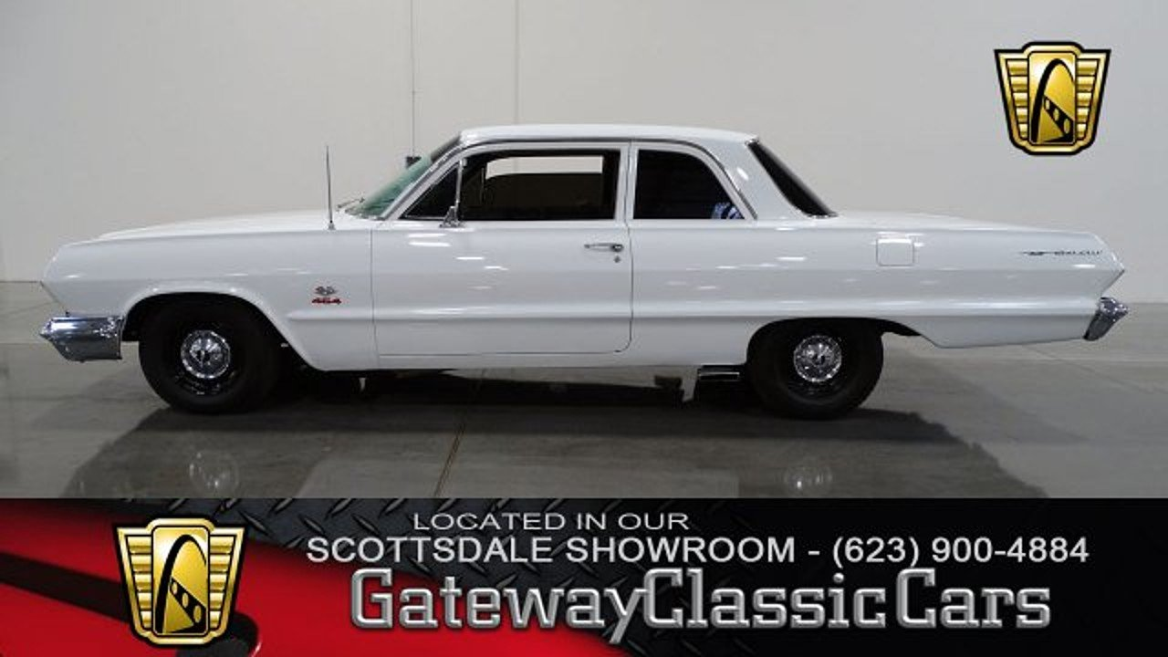 1963 Chevrolet Bel Air for sale 100920733