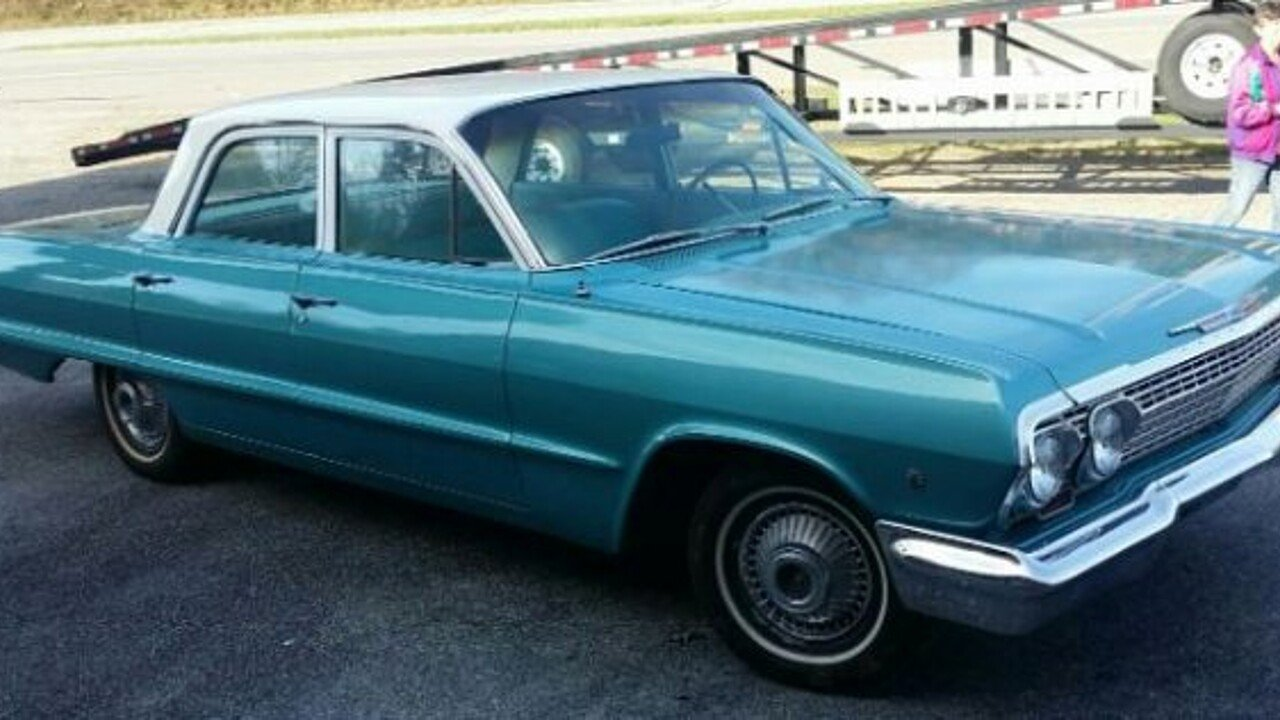 1963 Chevrolet Bel Air for sale 100925040