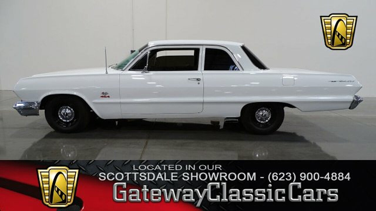 1963 Chevrolet Bel Air for sale 100949006