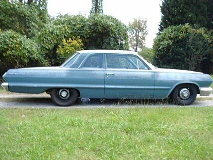 1963 Chevrolet Bel Air for sale 100826863