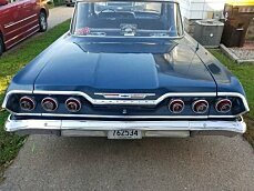1963 Chevrolet Bel Air for sale 100826980
