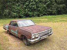 1963 Chevrolet Bel Air for sale 100827005