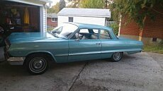 1963 Chevrolet Bel Air for sale 100837495