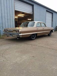 1963 Chevrolet Bel Air for sale 100929378