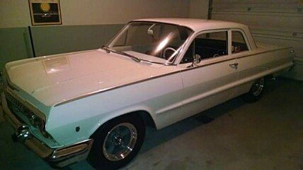 1963 Chevrolet Biscayne for sale 100826760