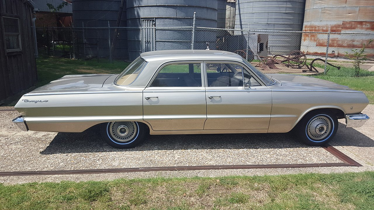1963 Chevrolet Biscayne for sale 100796721
