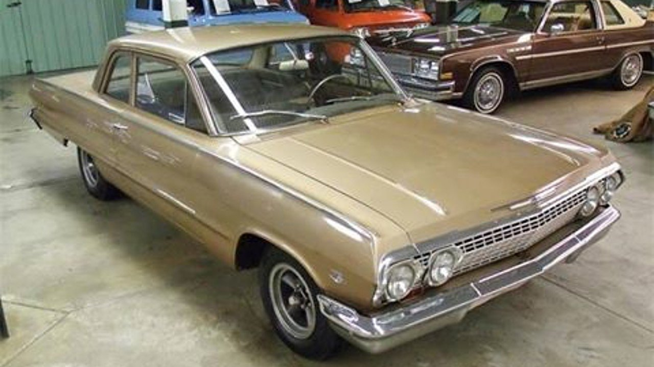1963 Chevrolet Biscayne for sale 100843536