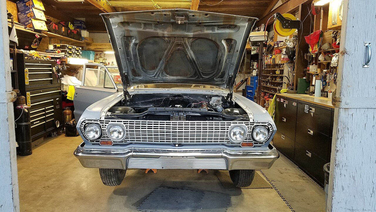 1963 Chevrolet Biscayne for sale 100873153